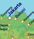 Rail Map of Indonesia