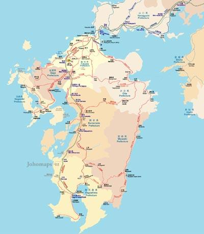 Rail Map of Kyushu - JohoMaps Kyushu Rail Map on dublin rail map, australia rail map, seoul rail map, ibaraki rail map, new york rail map, korea rail map, china rail map, india rail map, tokyo rail map, france rail map, jr rail map, vienna rail map, japan rail map, england rail map, ireland rail map, istanbul rail map, edinburgh rail map, osaka rail map, europe rail map, spain rail map,